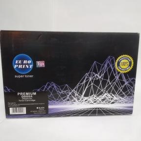 Q6000A HP 124A Тонер-картридж черный